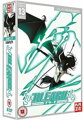 Bleach Complete Series 13 Anime Dvd Box Set, Brand New & Sealed