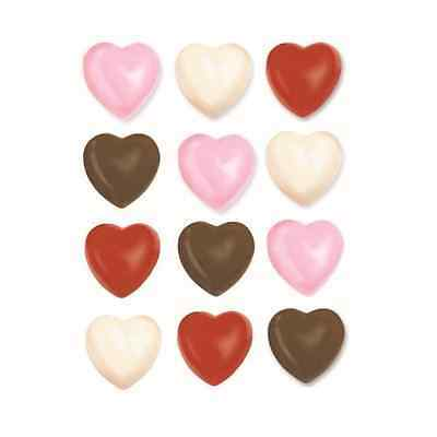 Wilton Chocolate Mould - Hearts