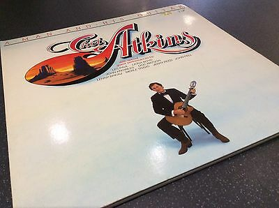 CHET ATKINS-A MAN AND HIS GUITAR-Les Paul/Merle Travis/Jerry Reed/Doc Watson 2LP