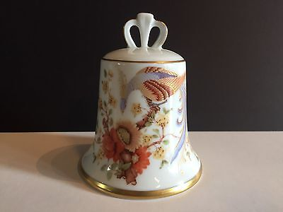 Kaiser porcelain collectible bell, made exclusively for The Danbury Mint