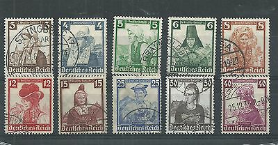 Germany 1935 Costumes  Set Fine Used