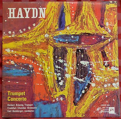 "Haydn – Trumpet Concerto in E flat major 7"" 33rpm LP – SMS 519 – Ex"