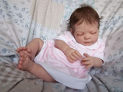 Reborn Baby Girl ~ Lucy By Tina Kewy ~ Now Baby Emilia!!