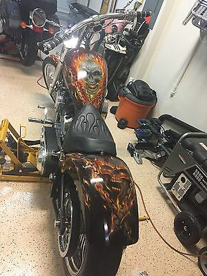 2014 Custom Built Motorcycles Chopper  2014 Custom Built Chopper