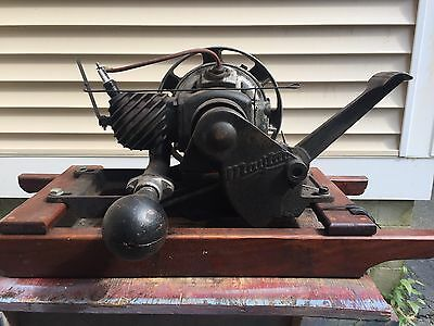 Great Running Maytag Model 92 Gas Engine Motor Hit & Miss Wringer Washer #234987