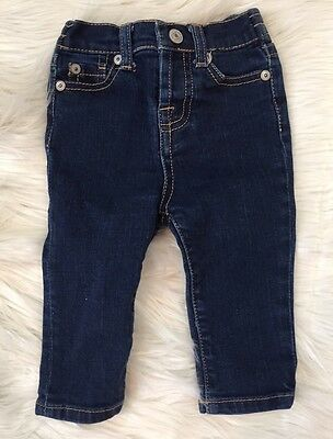 7 Seven For All Mankind Baby Jeans Pants 3/6 Months