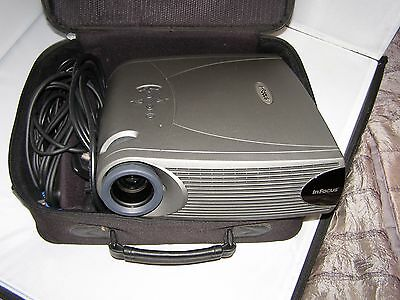 InFocus LP340B DLP multimedia Projector