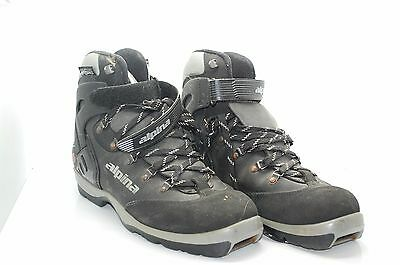 Alpina Back Country Thinsulate Insulated NNN-BC Cross Country Boots EU 44/11