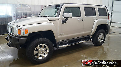 2006 Hummer H3  2006 Hummer H3,3.5L Salvage Title, Repairable, Rebuildable #140697