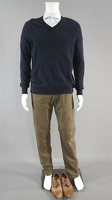 Orphan Black Det Bell Kevin Hanchard Worn Sweater Shirt Pants & Shoes Ss 2 & 3