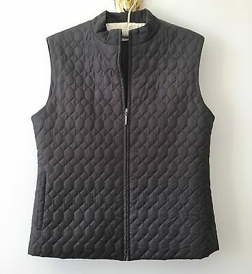 Planet Designer Quilted Gilet Waistcoat – Size 10 12