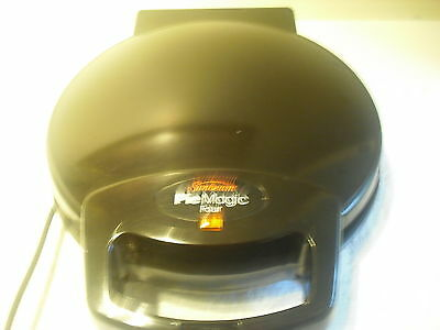 Pie Maker Sunbeam 4 Pie Cooker Machine Party Snack Meal Meat Veg Pies in minutes