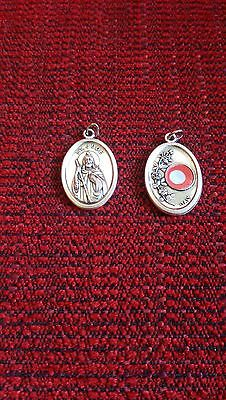 St Jude Relic Medal Patron Of Lost Causes