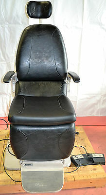 Reliance FX 920L ENT Power Exam Chair wih Foot Switch - Works