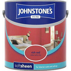Johnstone's Soft Sheen 2.5L Rich Red