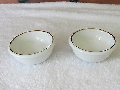American Girl Doll Addy 2 Bowls from Ice Cream Set~Free Ship