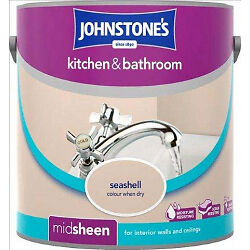 Johnstone's Kitchen & Bathroom 2.5L Seashell