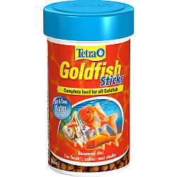 Tetra Goldfish Sticks 100ml (34g)