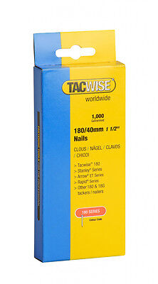 Tacwise Tacker Nails (180) 40mm