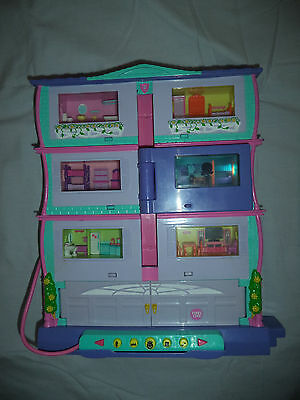 Pixel Chix Roomies 3 Story Electronic Play House