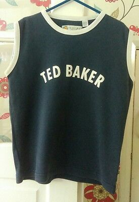 boys top ted baker age 6