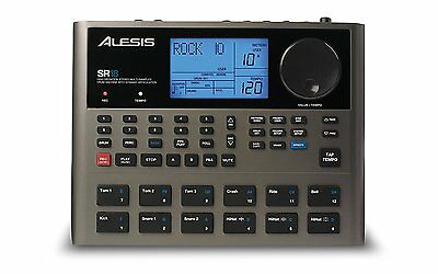 32 MB Sound Set Alesis SR18 High-Definition Drum Machine - NEW