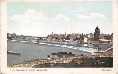 Athlone, Weir, The Shannon, Boats, Lough Ree