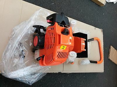 Gasoline Earth Auger TMD520 (Drill bit not included)