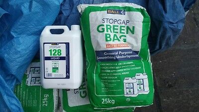 Self Levelling Compound ,Ball Self-Levelling14Bags(25kg)14bottles(5ltr)Liquid