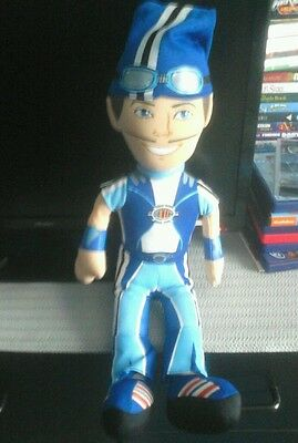 Lazy towns Spartacus soft toy