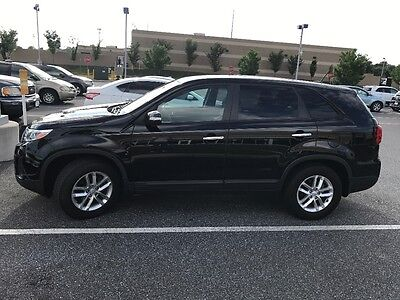2014 Kia Sorento Black 2014 Kia Sorento CPO 45,000 miles, clean title, great value