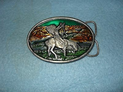 VTG Arroyo Grande and Bergamot Brass Co Chief Joseph Belt Buckle