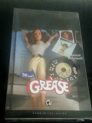 Grease Cha Cha Race Day 2007 Barbie Doll Silver Label  NRFB