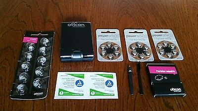 Oticon OPN 1 -  Excellent condition, Like new, Compatible with Iphone!