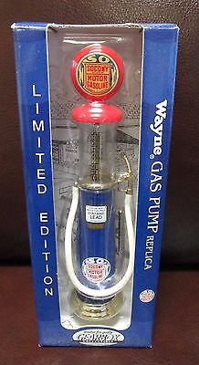 Rare Vintage Limited Edition Socomy Motor Gas Pump Replica Collectible GearBox