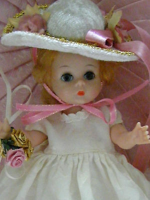 """Exc!! Alexander Kins Bkw Wendy 8"""" Doll 1956 Beautiful Outfit!"""