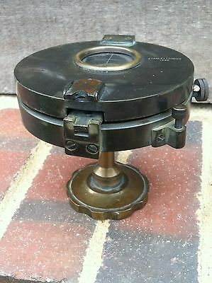 Stanley London 1862 Mountable Compass Marine Boat Navigation Tools Hardware