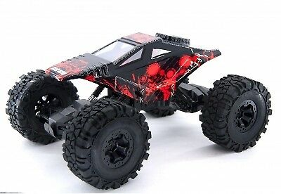 NEW 1-10TH ROCK CRAWLER MONSTER TRUCK RTR - Waterproof from RC Hobby Land