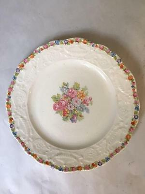 "Vintage Adam Antique 6.25"" Plate By Steubenville"