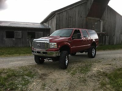 2002 Ford Excursion Limited 2002 EXCURSION 600HP 1200FTP TOURQUE ZF6 SIX SPEED CONVERSION
