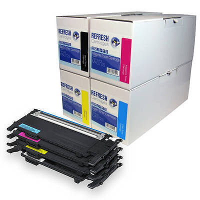 Refresh Cartridges Clt-P4072C Toner Compatible With Xerox Printers