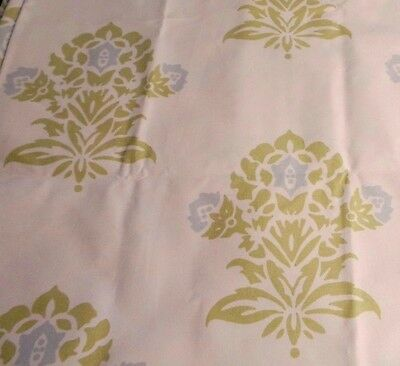 24 Yds Serena & Lily Soft Cotton Canvas-Like Drapery Upholstery Fabric