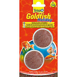 Tetra Goldfish Holiday 2x12g