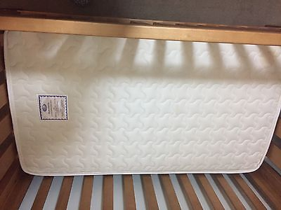 Boori Country Innerspring Cot Mattress