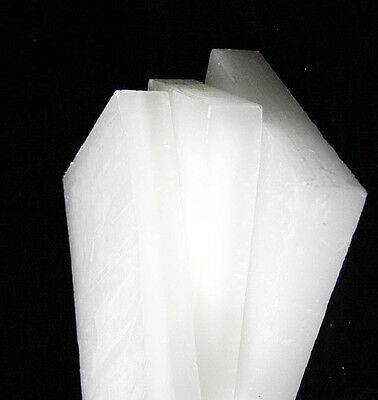 Paraffin Wax Raw Pure Unscented Candle Soap Salon Treatment Grade A