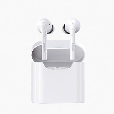 Bluetooth 4.2 Headphone For Iphone 7 Airpods Dual Inear Earbuds Stereo Headset