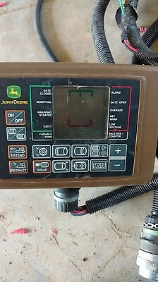 John Deere baler monitor and harness