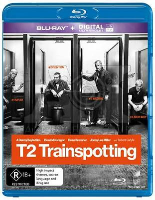 Ultraviolet code ONLY- HD- T2 Trainspotting