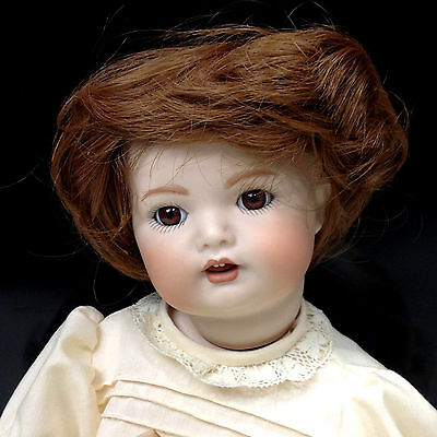 Vintage Porcelain Doll by SIMON & HALBIG Made in Germany