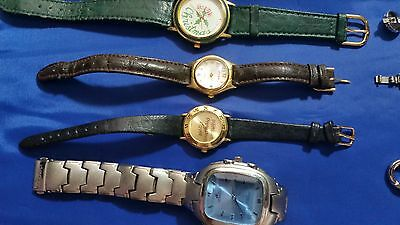Lot Of 50 Used Wristwatches